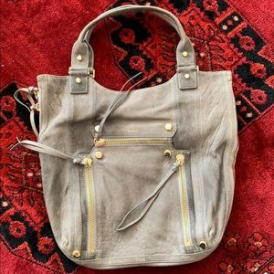 Botkier Grey Shoulder Bag